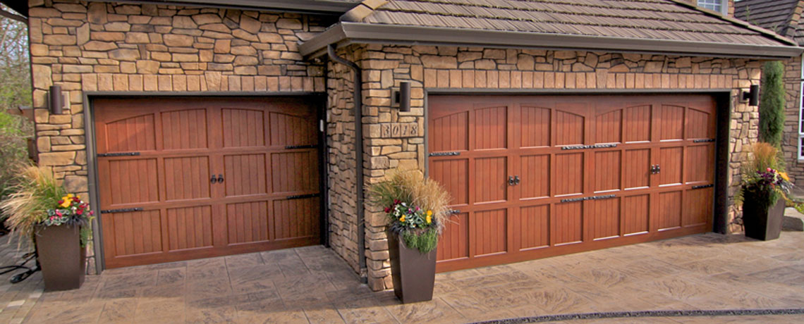 Residential california overhead door for Residential garage door repair