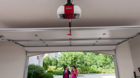 Electric Garage Door Openers
