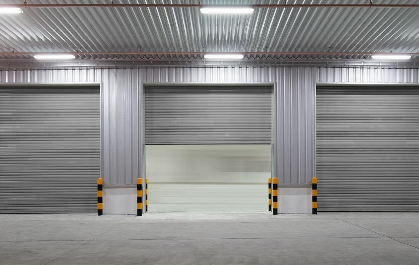 Commerci Garage Door Installation